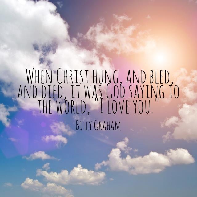 "God Says Love: God Says, ""I Love You"""